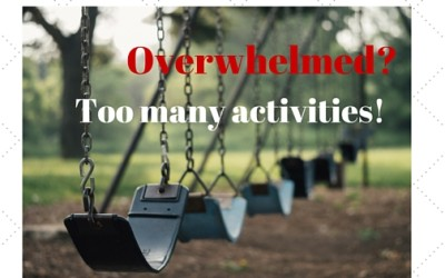 Feeling overwhelmed as a parent?
