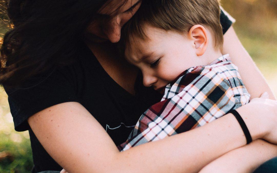 Parental Anxiety Hurts Children's Self-Esteem