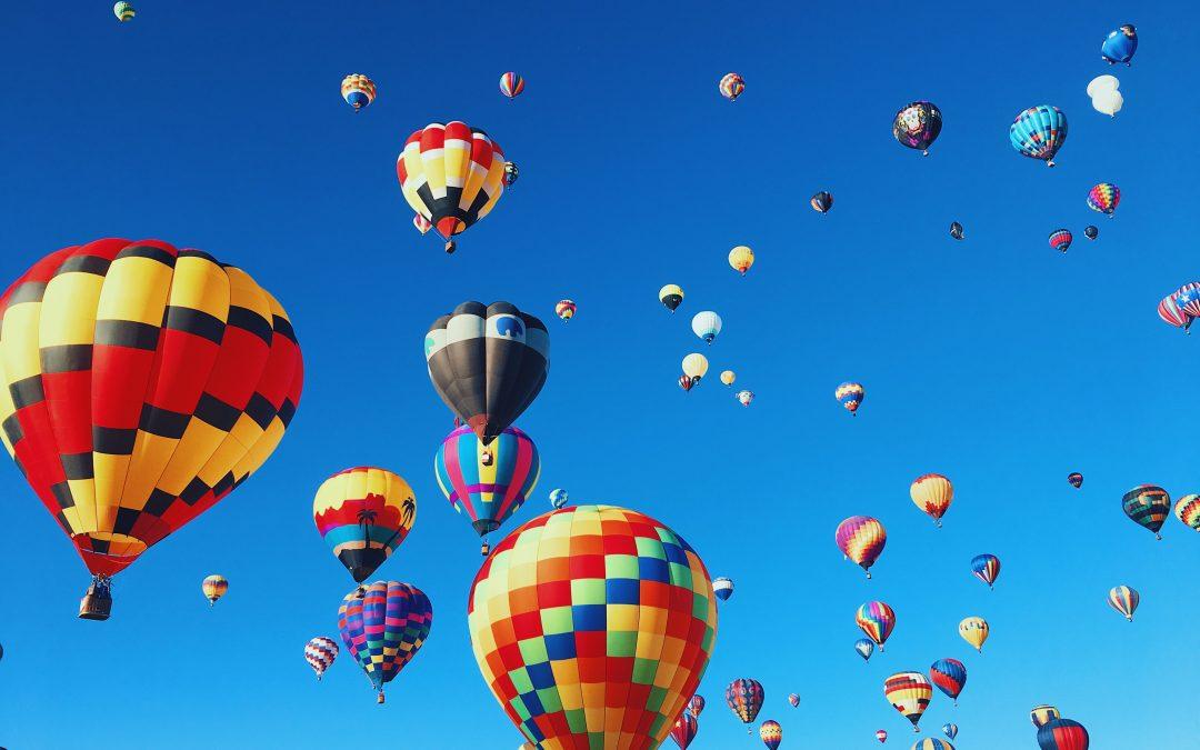 The Balloon Ride: Meditation for Children